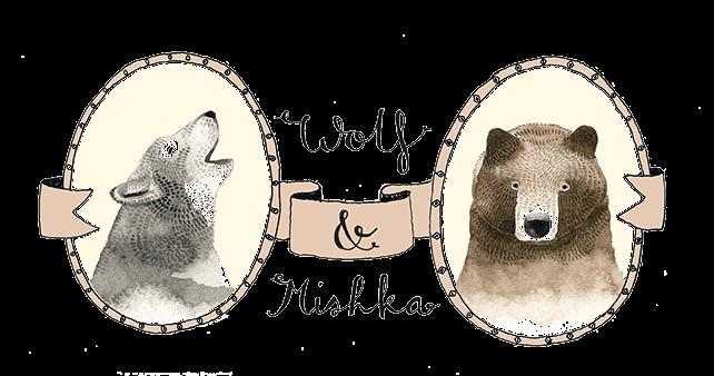 Wolf & Mishka