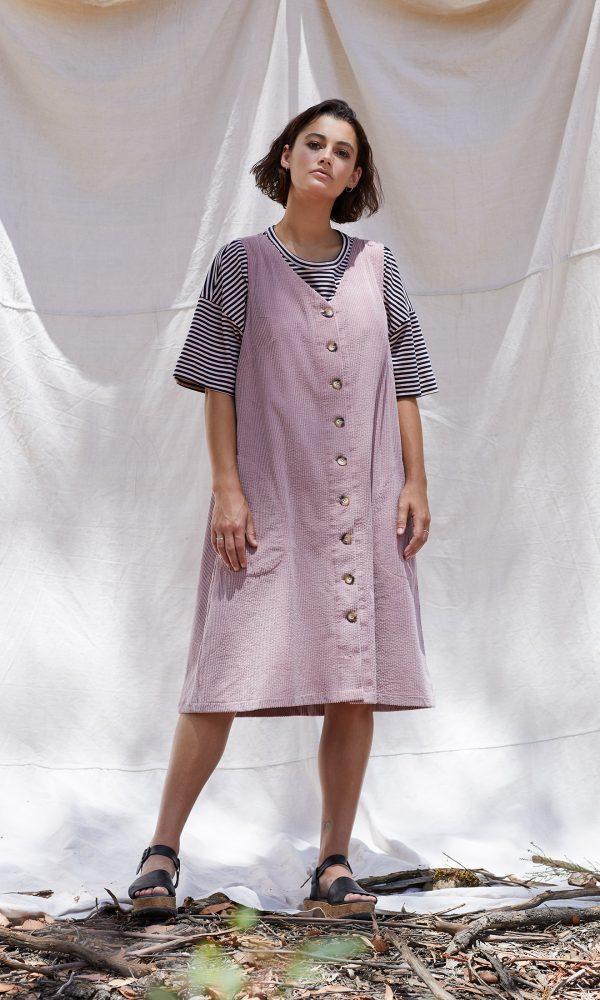 Lottie Dress - Cord