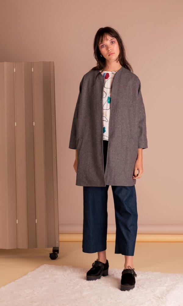 Ms Hall Coat